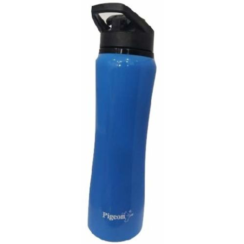 Pigeon Aqua Stainless Steel Water Bottle 900ml(Color May Vary)