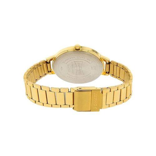 Sonata NK8141YM01 Elite Analog Watch for Women