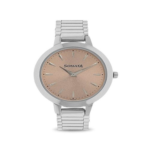 Sonata NK8141SM01 Elite Analog Watch for Women