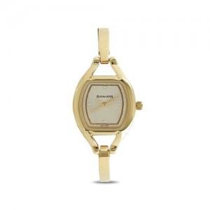 Sonata 8114YM07 Pankh Analog Watch for Women