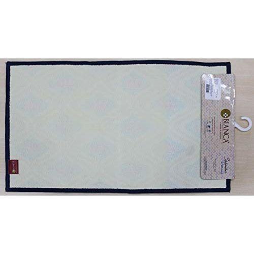 BIANCA Set of 2 Splender Door Mat with HD Rubber Backing.