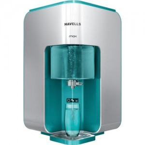 Havells GHWRPMBO15 8 L RO + UV + UF + TDS Water Purifier(Green)