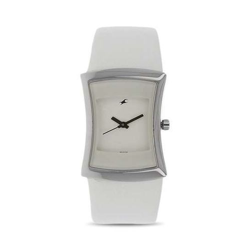 Fastrack NK6093SL01 Analog Watch for Women