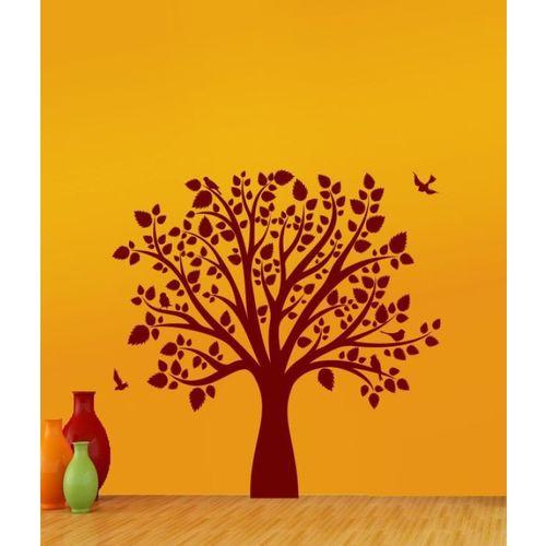 RITZY Nature Wallpaper(90 cm X 90 cm)