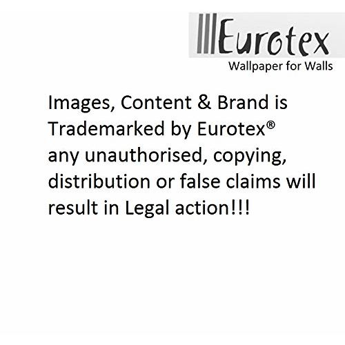 Eurotex Textured Vinyl PVC Coated 3D netural Wood Block Design Wallpaper Home Decoration 57SQFT 1101