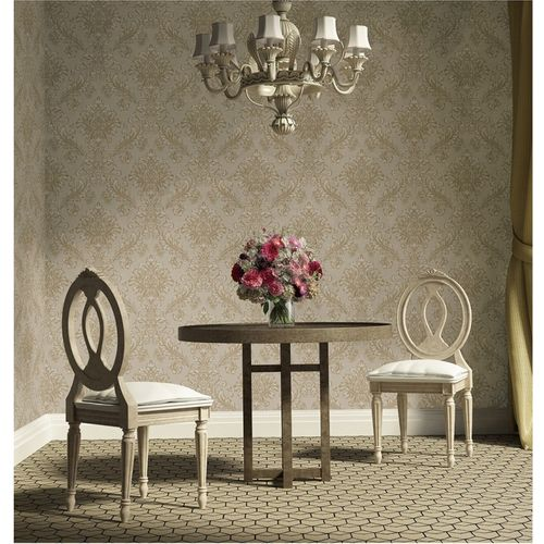 Eurotex Decorative Wallpaper(1005 cm X 53 cm)