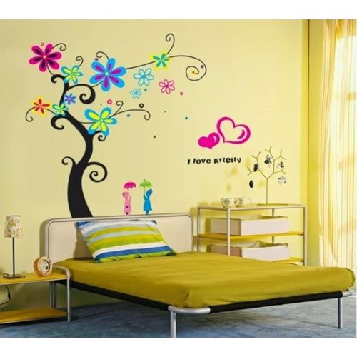 SYGA Art & Paintings Wallpaper(90 cm X 60 cm)