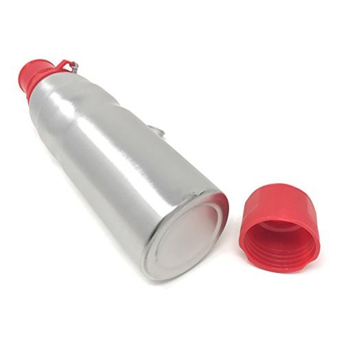 Pigeon Sapphire Stainless Steel Water Bottle, 750ml, Red