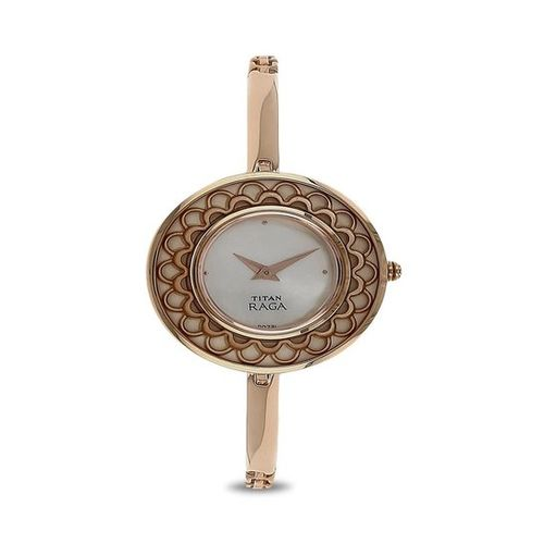 Titan NK2530WM01 Raga Kitsch Analog Watch for Women