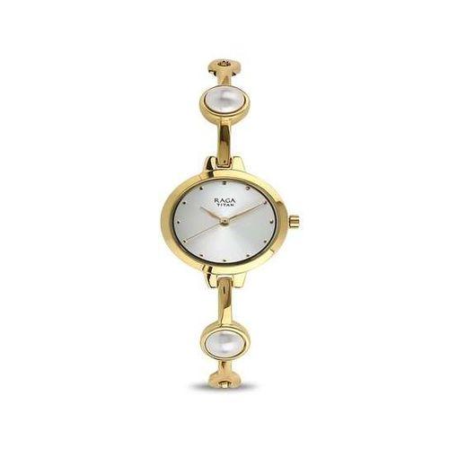 Titan 2576YM01 Raga Analog Watch for Women