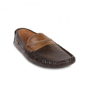 Duke Brown Casual Loafers