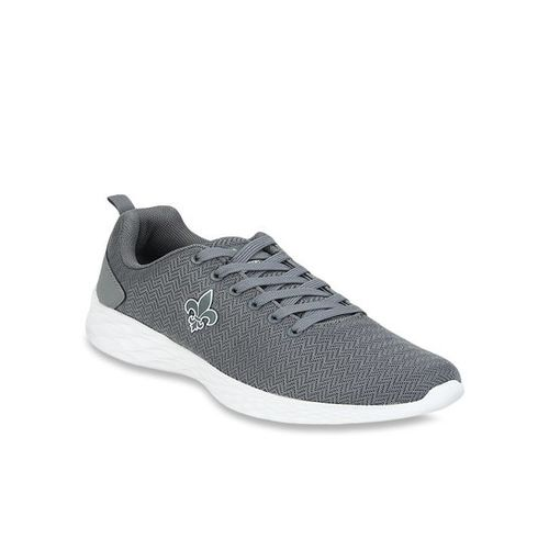 Red Tape Grey Walking Shoes