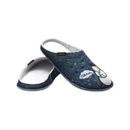 Crocs Blue & White Mule Shoes