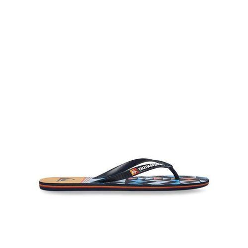Quiksilver Molokaislablapu Navy Blue Flip Flops