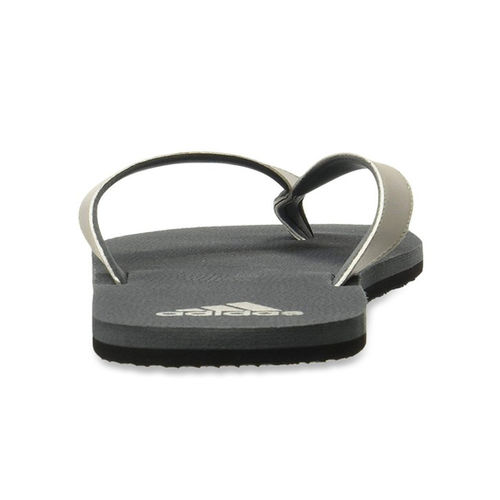 Adidas Puka Light Grey Flip Flops