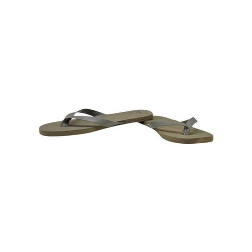Franco Leone Grey & Olive Slippers
