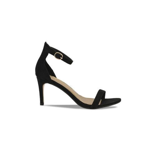 d3f1029937f Buy Truffle Collection Women Black Solid Stilettos online