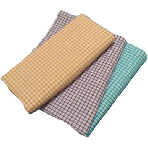 Cotton Colors Cotton 250 GSM Bath Towel Set(Pack of 3, Multicolor)