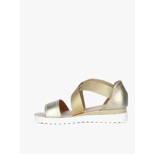Truffle Collection Gold Sandals