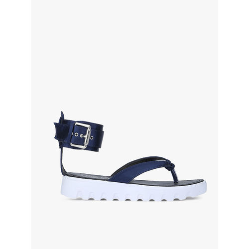 Truffle Collection Blue Sandals