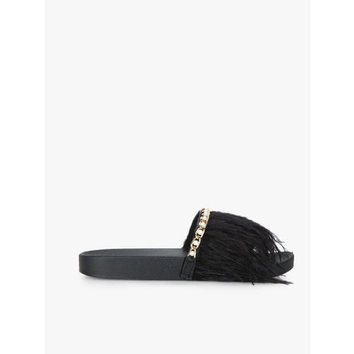 Truffle Collection Black Sandals