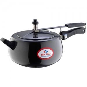 Bajaj 5 L Pressure Cooker(Aluminium)