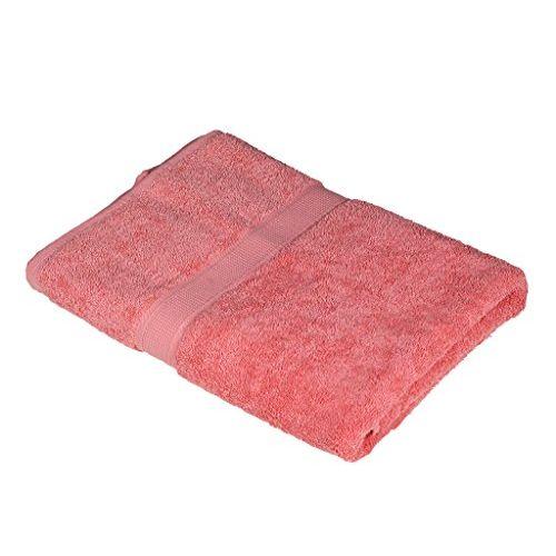 Bombay Dyeing Santino 550 GSM Cotton Bath Towel - Large, Rose
