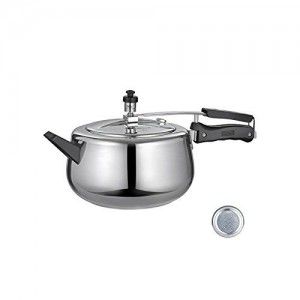 Sunflame Pressure Cooker Solitaire (Induction Base)-3. 0 L