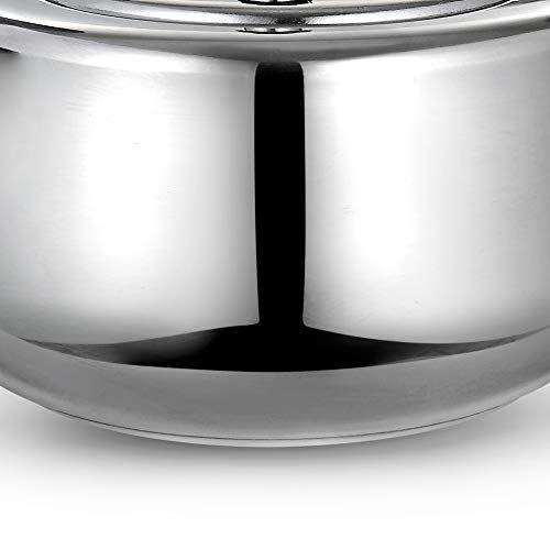 SUNFLAME Pressure Cooker Solitaire 5 LTR IL IB