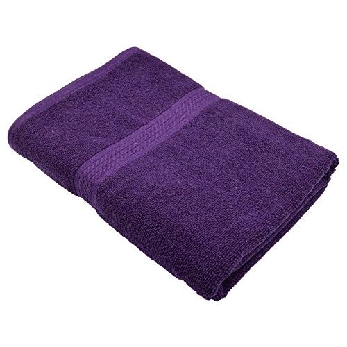 Fresh From Loom Towel for Bath 450 GSM Cotton Fabric (Size -27 x 54 Inch) 4pc - Multi-Color Towels Set