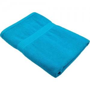 Freshfromloom Cotton 450 GSM Bath Towel(Light Blue)