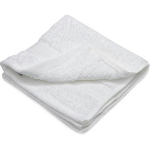 Freshfromloom Cotton 100 GSM Face Towel(White)