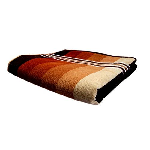 Space Fly Luxury Bath Towels, Cotton and Super Absorbent, Good Look Quick Drying and Easy Washing Towels((26 X 54inch_2 Towles Set_Multi)