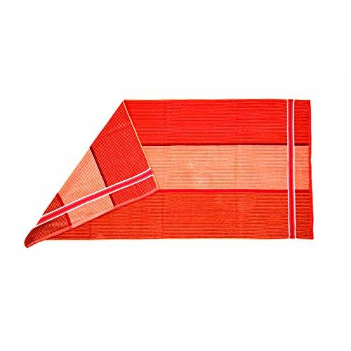 Space Fly Soft & Cotton Very Big Size 1 Attractive Bath Towels, Touch to Good Feel (Size: 28X58 Inch_Multi Color)