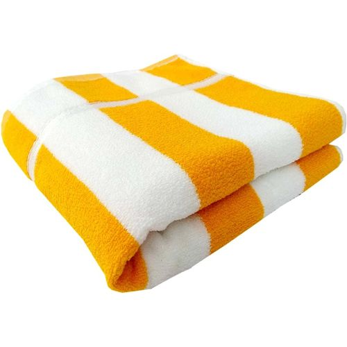 Space Fly Cotton Terry 400 GSM Bath Towel(Multicolor)