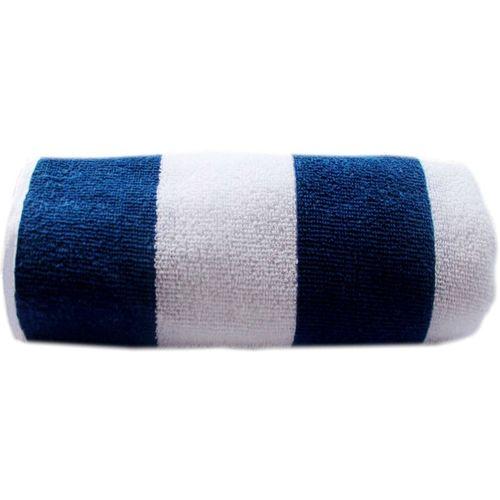 Space Fly Cotton 450 GSM Bath Towel(Blue)