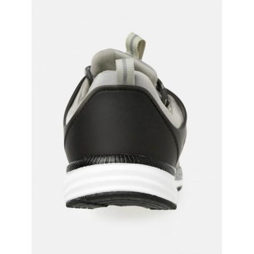 HRX by Hrithik Roshan Men Street Run Grey Lace-up Running Shoes