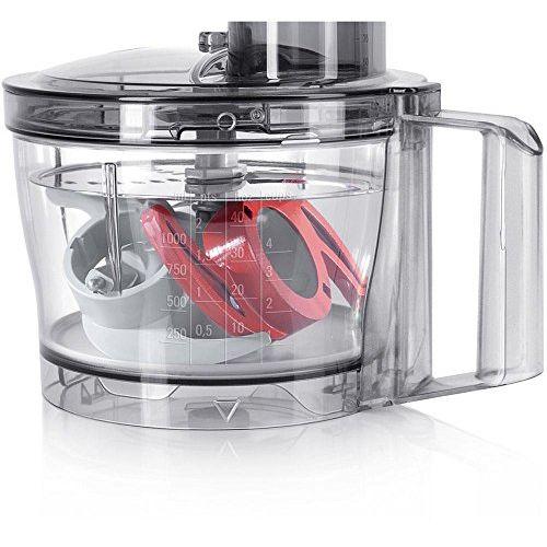 Bosch Lifestyle MCM3501M 800-Watt Food Processor (Black)