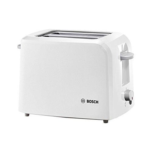 Bosch TAT3A011 980 W Pop Up Toaster (White)