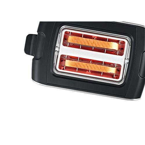 Bosch Comfort Line TAT6A913 1090-Watt Toaster (Black)
