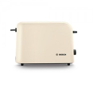 Cream: Bosch TAT3A0175G Village Collection Toaster, Two Slice - Cream