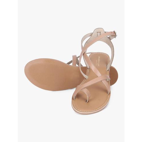 Steve Madden Beige Sandals