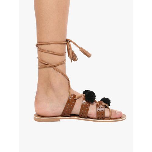 Steve Madden Brown Sandals