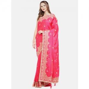 8f42cc5f0 Buy Majestic Silk Saree with Zari Border online