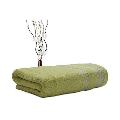 Spaces Hygro 600 GSM Cotton Bath Towel - Hay