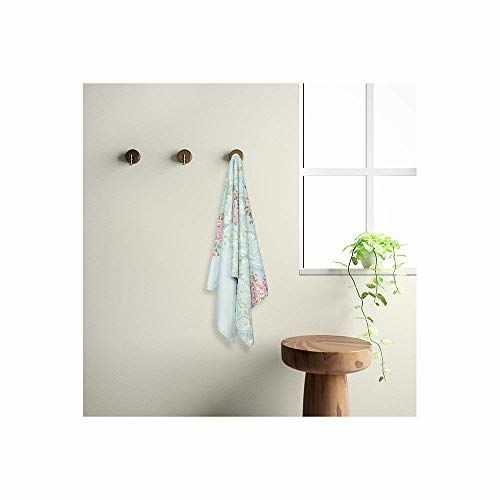 Spaces Essentials 400 GSM Cotton Bath Towel - Sky-blue