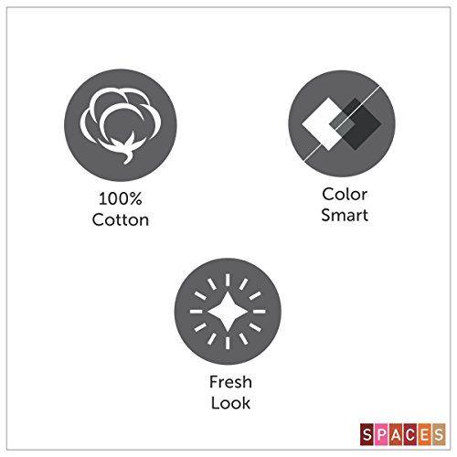 Spaces Essentials 400 GSM Cotton Bath Towel - Cream