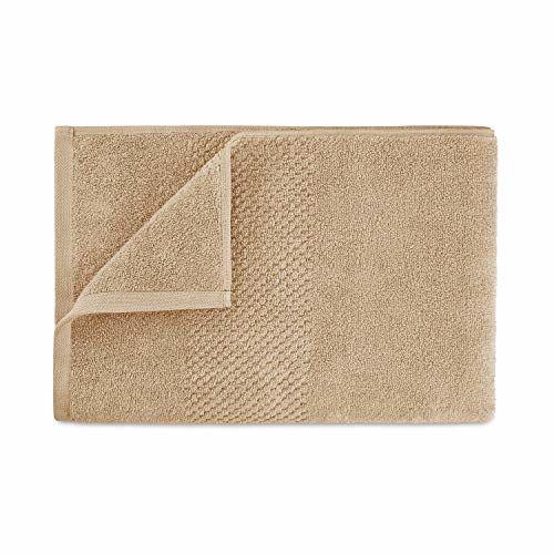 Spaces Swift Dry 450 GSM Cotton Bath Towel - Camel