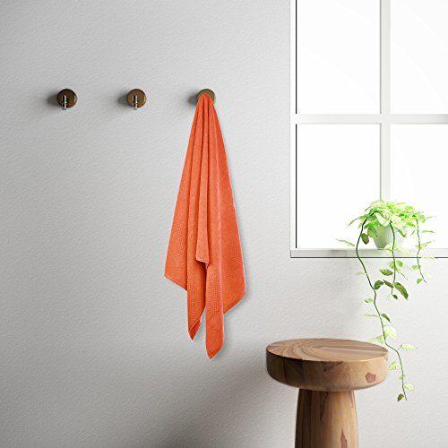 Spaces Swift Dry 450 GSM Cotton Bath Towel - Blush