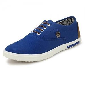 WOODBAY Blue Unisex Denim Sneaker